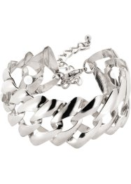 Bracelet large, bpc bonprix collection, argenté