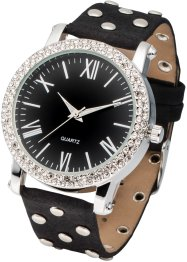 Montre-bracelet avec des rivets, bpc bonprix collection