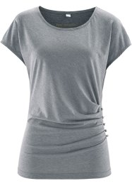 T-shirt, bpc selection, gris chiné