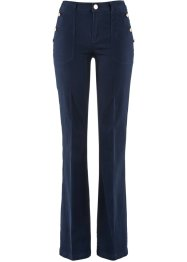 Pantalon stretch, bootcut, bpc selection