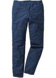 Pantalon cargo Regular Fit Tapered, RAINBOW, bleu foncé