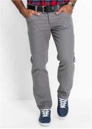 Pantalon 5 poches Regular Fit, Straight, bpc bonprix collection