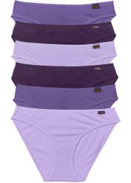 Lot de 6 slips, bpc bonprix collection