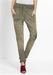 Pantalon sweat, RAINBOW, olive used