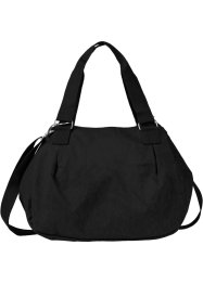 Sac d'épaule Casual, bpc bonprix collection, noir