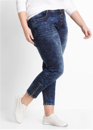 Jean extensible Boyfriend, bpc bonprix collection, dark denim
