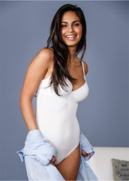Body, bpc bonprix collection, blanc