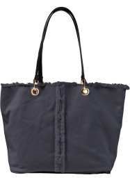 Sac avec bordure effilochée, bpc bonprix collection