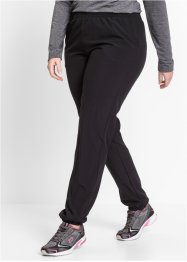 Pantalon de sport fonctionnel, bpc bonprix collection, noir