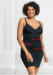 Fond de robe modelant, bpc bonprix collection, noir