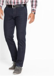 Jean Coolmax Regular Fit, bpc selection, bleu foncé
