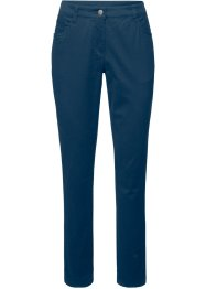 Pantalon en coton extensible straight, bpc bonprix collection