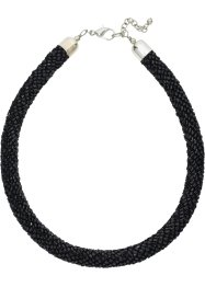 Collier, bpc bonprix collection, noir brillant
