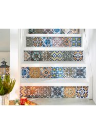 Sticker carrelage Maroc (Ens. 12 pces.), bpc living bonprix collection