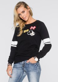 Sweat-shirt avec patchs, Disney
