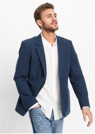 Veste de costume en seersucker Slim Fit, RAINBOW