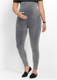Legging de grossesse, bpc bonprix collection, gris ardoise
