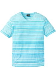 T-shirt rayé Regular Fit, bpc selection