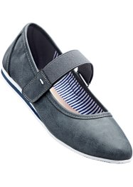 Ballerines, bpc bonprix collection, indigo