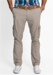 Pantalon cargo léger Regular Fit Straight, bpc bonprix collection