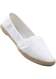 Slippers, bpc bonprix collection, blanc