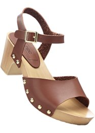 Sandales, bpc bonprix collection, marron moyen