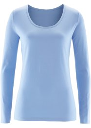 T-shirt extensible manches longues, bpc bonprix collection