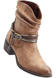 Bottines, bpc bonprix collection, muscat