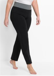 Pantalon de sport, bpc bonprix collection, noir