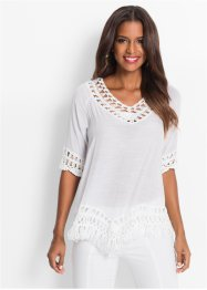 Tunique crochet, BODYFLIRT boutique