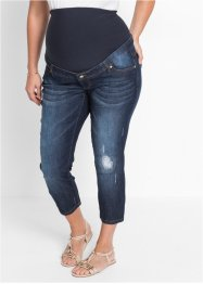 Jean de grossesse longueur 7/8, bpc bonprix collection, dark denim