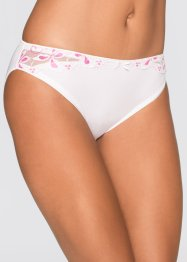 Lot de 3 slips brodés, BODYFLIRT