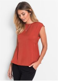 Blouse en satin, BODYFLIRT