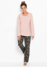 Pyjama en coton, bpc bonprix collection