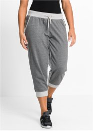 Pantalon jogging longueur 3/4, bpc bonprix collection