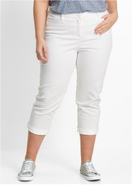 Pantalon extensible amincissant 7/8, bpc bonprix collection