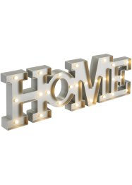 Inscription à LED Home, bpc living