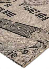 Tapis tissage plat style rétro, bpc living bonprix collection