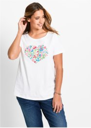 T-shirt demi-manches, bpc bonprix collection