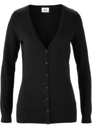 Gilet basique en maille, bpc bonprix collection