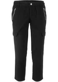 Pantalon cargo en coton extensible, bpc bonprix collection