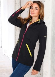 Veste softshell avec capuche, bpc bonprix collection