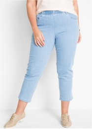 Lot de 2 pantalons extensibles 7/8, bpc bonprix collection