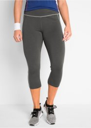 Legging de sport longueur 3/4, bpc bonprix collection