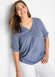 Tunique-blouse, manches 3/4, bpc bonprix collection