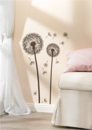 Sticker mural Fleur de Pissenlit, bpc living bonprix collection