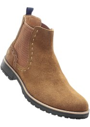 Bottines Chelsea en cuir, bpc selection