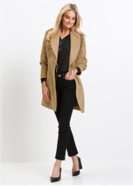 Manteau blazer à franges, bpc selection
