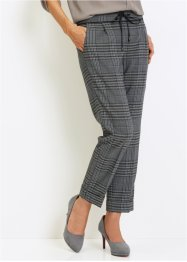 Pantalon 7/8 à carreaux Prince de Galles, bpc selection premium