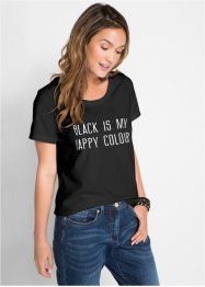 T-shirt manches courtes, bpc bonprix collection